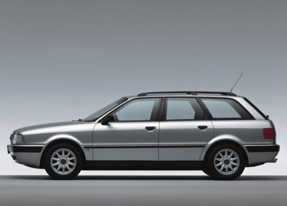 Audi 80 Avant (1991 m.)
