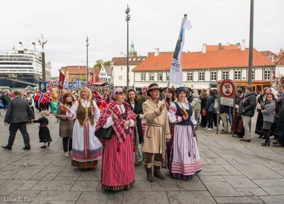 Į Norvegiją lietuvis grįžta dirbti jau ne pirmą kartą: čia, kitaip nei Lietuvoje, gerbiamas bet koks darbas
