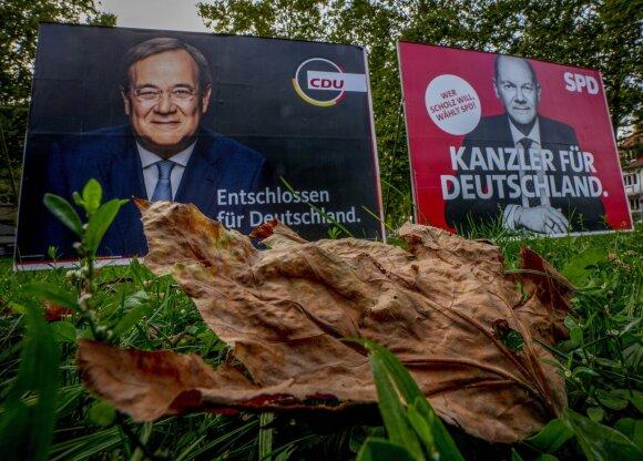 Kas pakeis Angelą Merkel? Išryškėjo akivaizdus favoritas