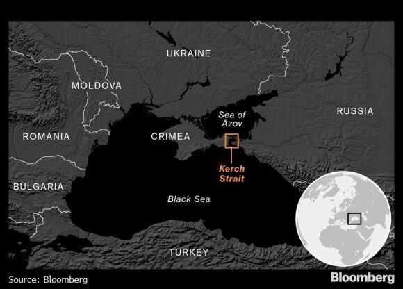 Šaltiniai: JAV siūlė Merkel pasiųsti signalą Putinui, ji atsisakė