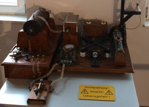 Marconi radijo telegrafas