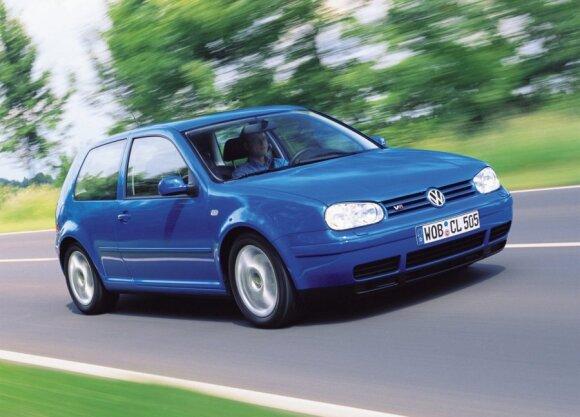 Volkswagen Golf IV (1997 m.)