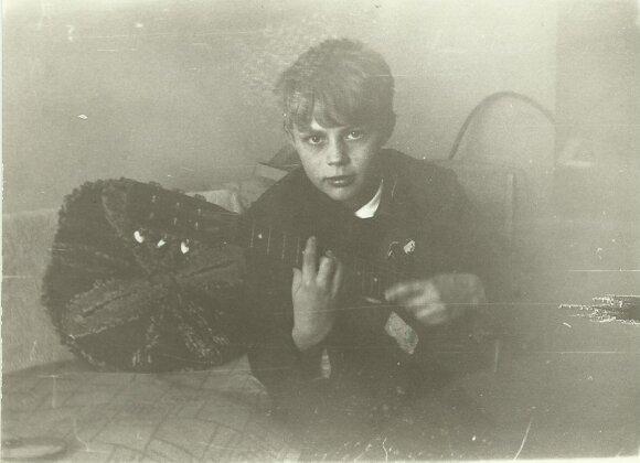 Gytis Paškevičius pasidalino savo jaunystės nuotraukomis: negaliu patikėti, kaip greitai bėga laikas