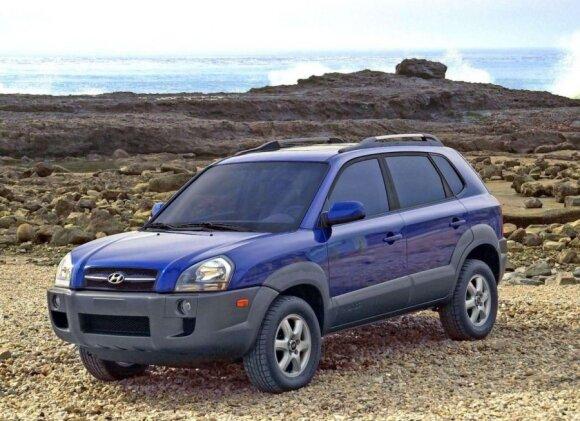 Hyundai Tucson (2005 m.)