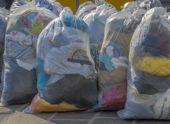 Tekstilės atliekos