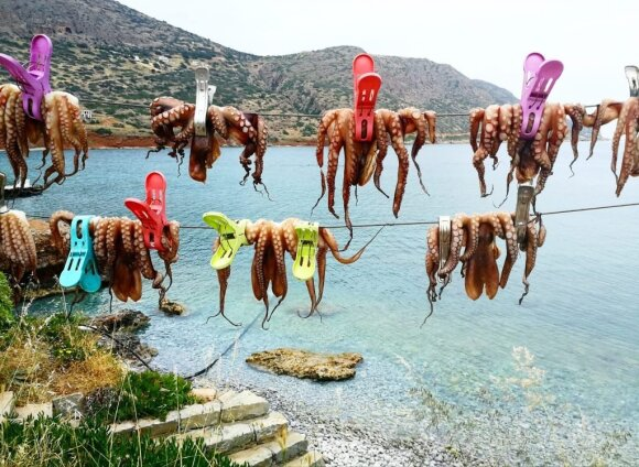 Spinalonga, Kreta