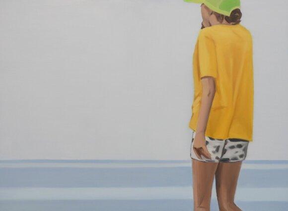 Felicijos Dudoit tapybos darbas