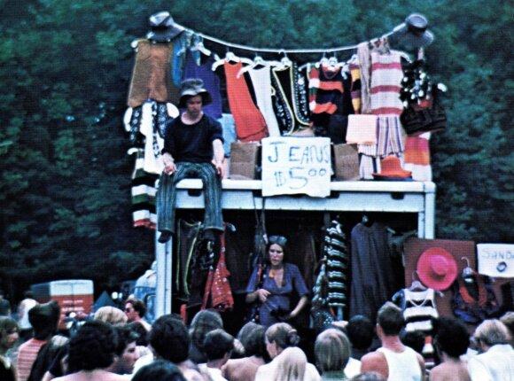 Vudstoko festivalis