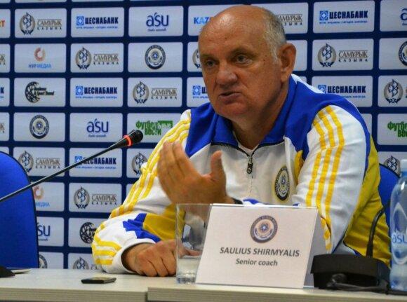Saulius Širmelis (Foto: prosports.kz)