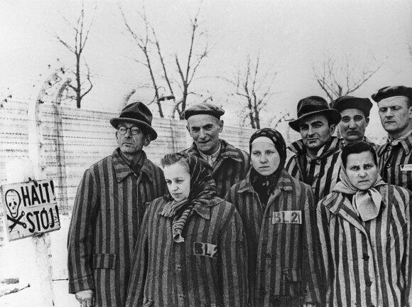 Ėmė gvildenti vieną žiauriausių laikotarpių mūsų istorijoje: kodėl sąjungininkai nesubombardavo Aušvico