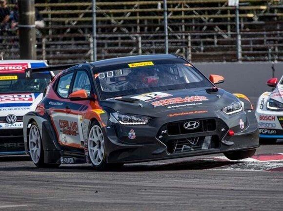 """""""FIA Motorsport games"""" varžybos"""