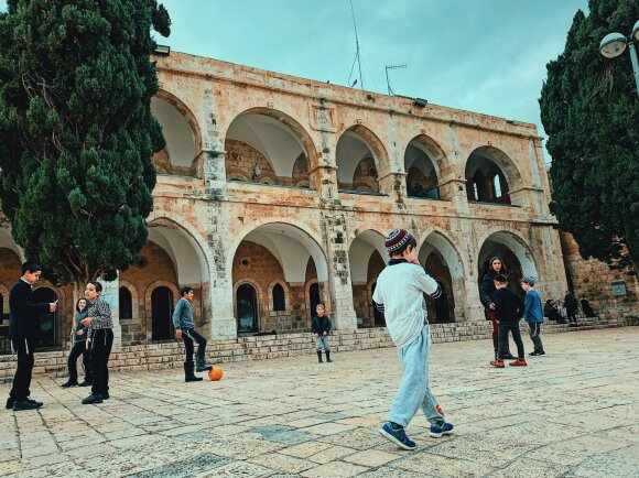 Bnei Brak, Izraelis