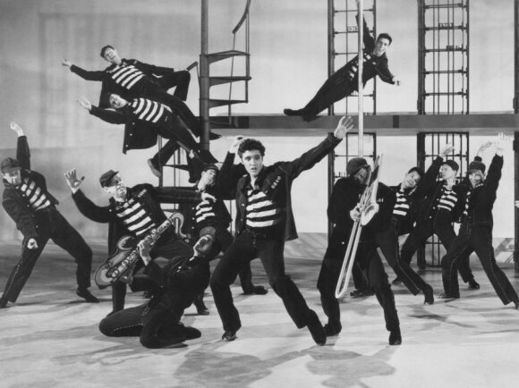 Tai, ko nežinojote apie rokenrolo karalių: kas siejo Elvį Presley ir FTB