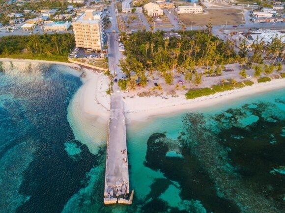 JAV priklausančioje saloje populiarėja gimdymo turizmas: saloje gimdo daugiau atvykėlių nei vietinių moterų