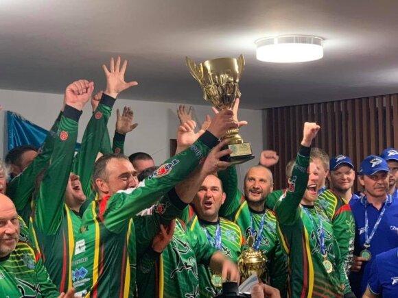 Lietuviai – naujieji pasaulio poledinės žūklės čempionai!