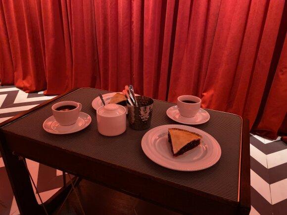 Black Lodge Cafe Speakeasy