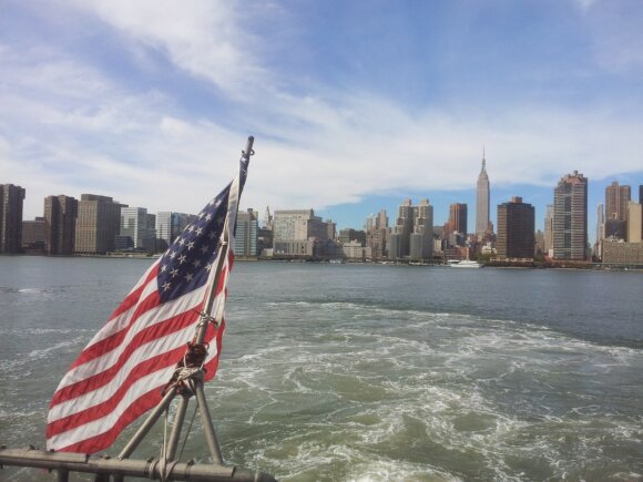 Niujorkas, Amerika