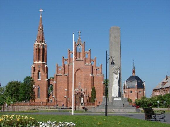 Šv.Mato Apaštalo Evangelisto Mato bažnyčia RTIC nuotr.