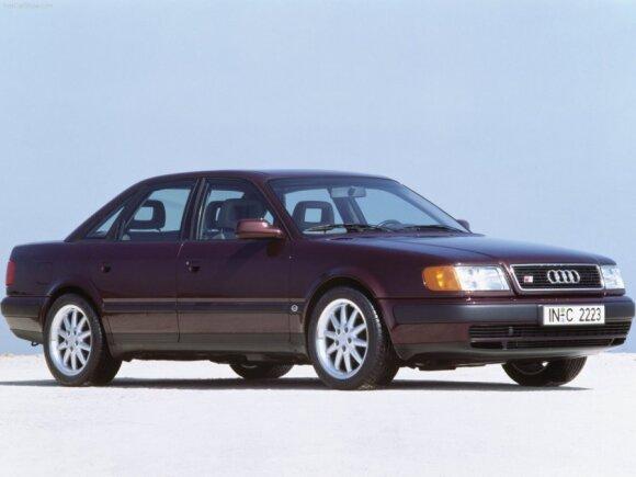 Audi 100 (1991 m.)