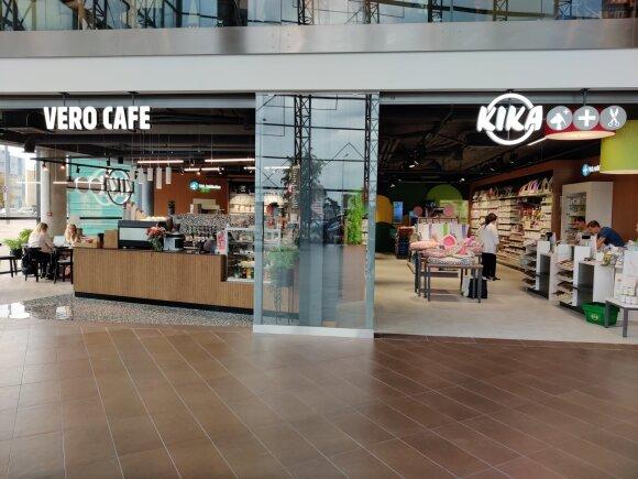 Vero Cafe ir KIKA nuotr.
