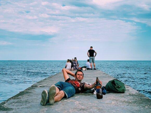 Lanžerono paplūdimys
