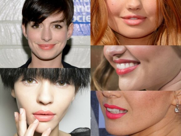 "Anne Hathaway,  Debby Ryan, Miranda Kerr, Olivia Munn, ""Fendi"""