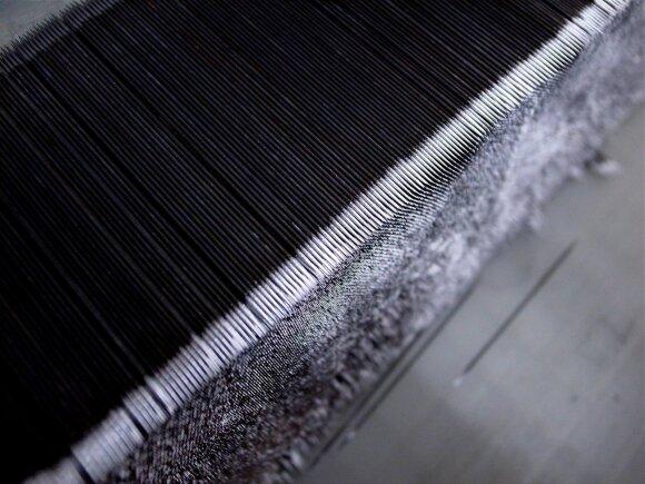 """""""Fudo"""" kabliukų gamybos procesas"""