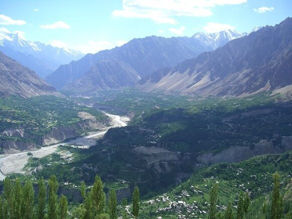 Hunzos slėnis