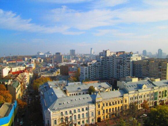 Ukraina lietuvio akimis: atlyginimai - neadekvatūs