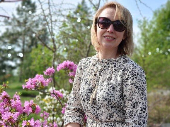 Regina Baguckienė - Paupių bendruomene