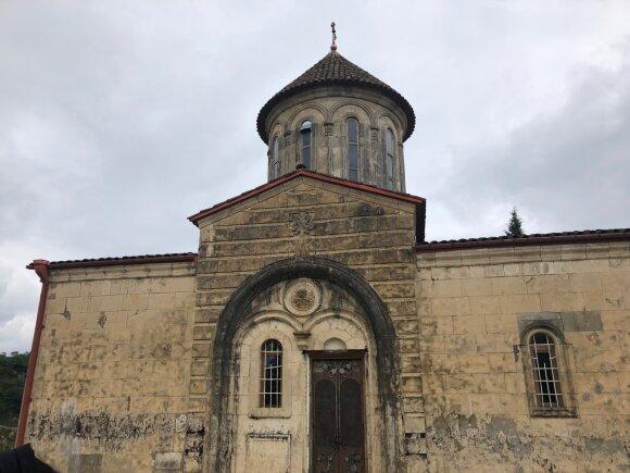 Монастырь Моцамета под Кутаиси