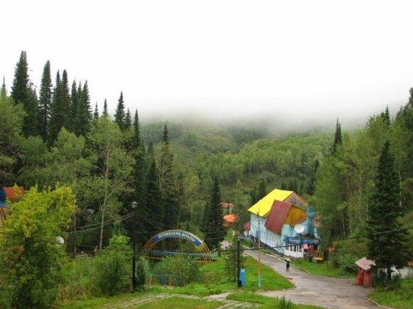 Altajaus kalnai