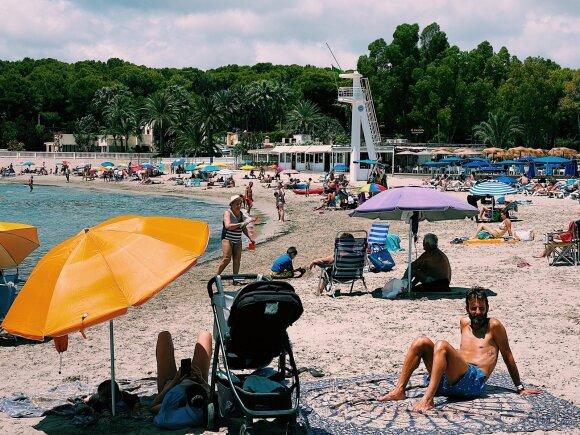 Europos miestas, kuriame kiekvienas rytas tarsi šventė: turėdami tokius paplūdimius ir lietuviai daugiau šypsotųsi