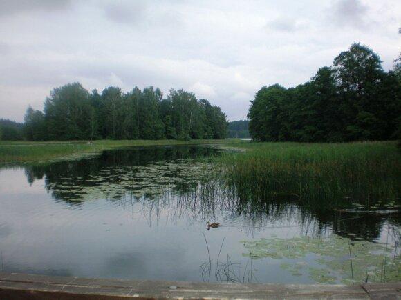 Sravinaičio ežeras