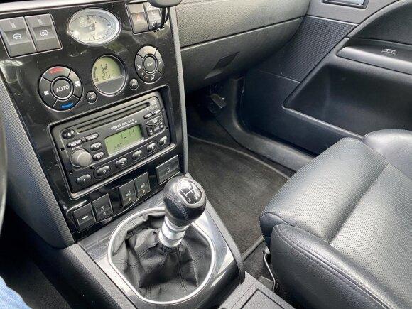 """""""Ford Mondeo ST220"""", kuriam kabinama ateities klasikos etiketė. Autoplius.lt nuotr."""