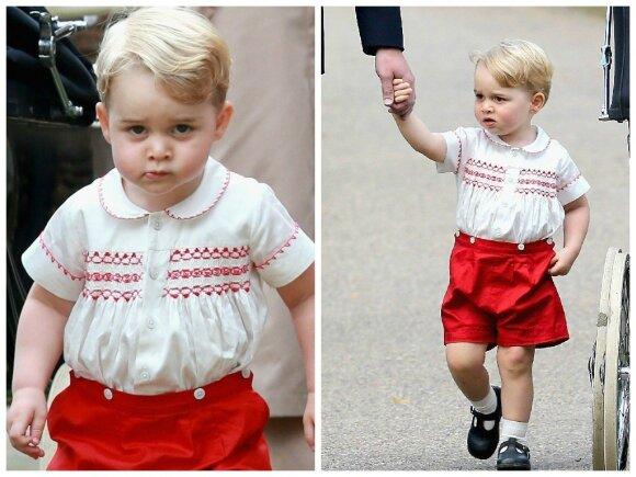 Kate Middleton laikosi šios tradicijos augindama vaikus