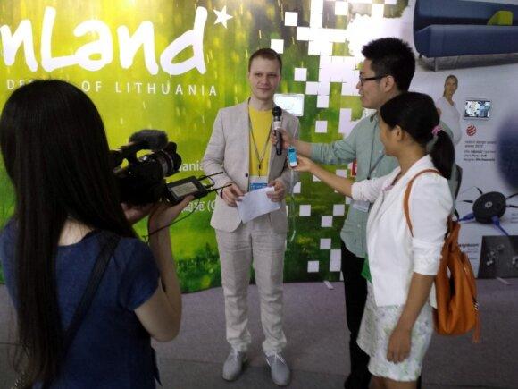 Lietuvos dizainas parodoje Kinijoje pelnė tris apdovanojimus