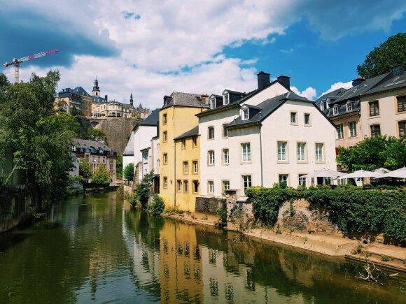 Liuksemburge gyvenanti Donata