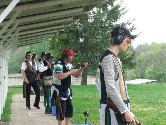 Šaudymo sportas
