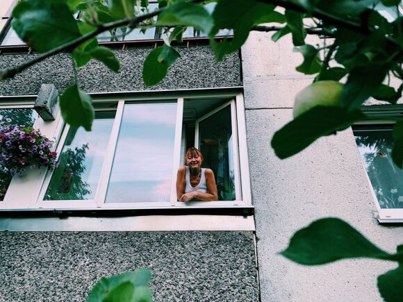Vilniuje surado ypatingą gatvę: taip, kaip žmonės ten gyvena turi pamatyti visa Lietuva