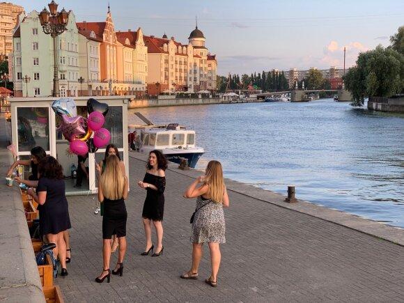Viešnagė Kaliningrade