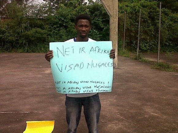 Kaip Nigerijos sukčiai per 15 dienų tapo Lietuvos krepšinio rinktinės fanais