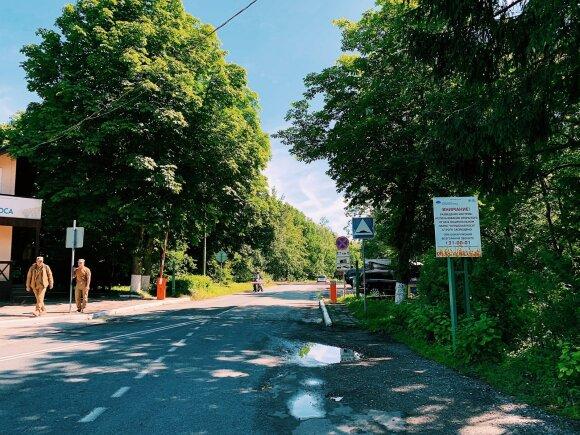 Kaliningrado pasienis