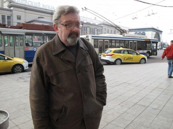 Pensininkas Vadimas