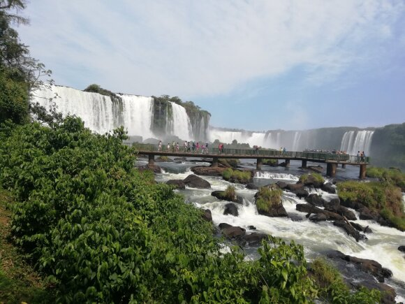 Kelionė po Braziliją