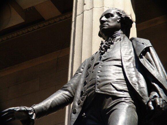 George'as Washingtonas