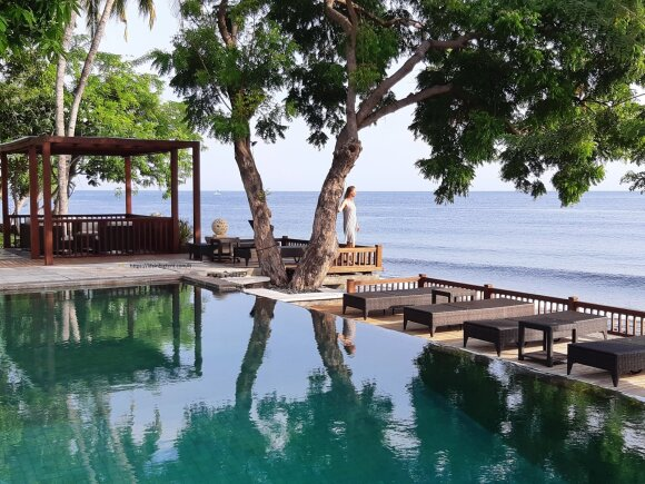 Indonezijoje gyvenanti kelionių planuotoja Viktorija Panovaitė – apie pasikeitusį rojaus kampelį: kaip priimti turistus ruošiasi Balis