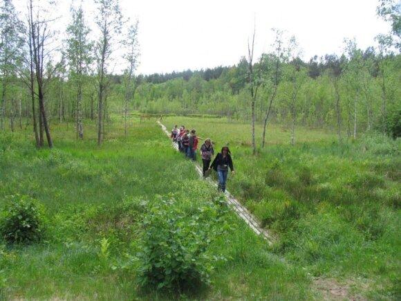 Metelių regioninio parko lankytojai jau dabar perka lankytojo bilietą