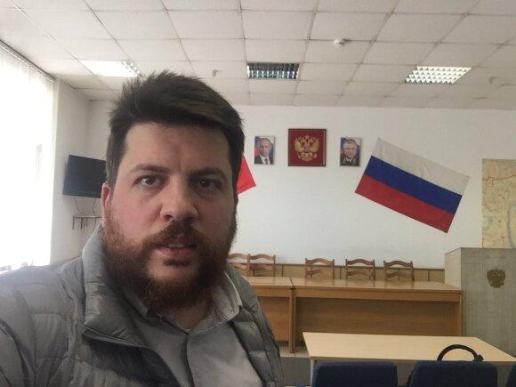 Премьер Литвы обсудил ситуацию в России с главой штаба Навального