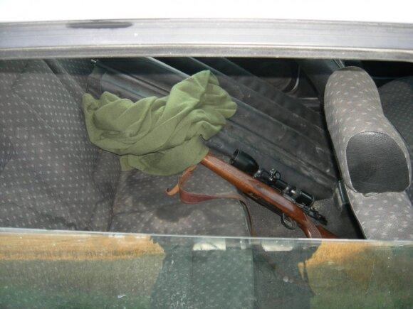 Medžiotojo šautuvas